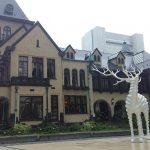 東京ガーデンテラス紀尾井町 クラッシックハウスでアフタヌーンティー