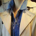 エンジニアブーツのコーデ 今日の服