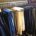 洋服の収納術  私のクローゼット③  パンツ部門
