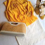 【お知らせ】DRESS WEBサイト コラム掲載32 バッグは色で選ぼう!