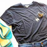 DRESS 明日何着ていこう!⑪ Tシャツとパンツのコーデ