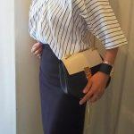Theory セオリーのタイトスカートは優秀! 大人の女性の仕事スタイル