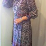 古着のワンピースのコーデ ヴィンテージファッションに挑戦!