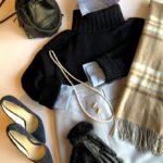 お知らせ】DRESS WEBサイト コラム掲載46 重ね着は楽しい!