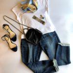 【お知らせ】DRESS WEBサイト コラム掲載54 白いTシャツのコーデ
